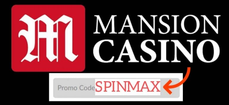 Mansion Casino Promo Code SPINMAX